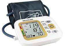 Misuratore di pressione da braccio BROADCARE: la recensione completa