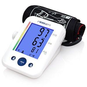 MeasuPro Misuratore digitale di pressione sanguigna