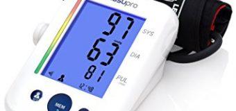 MeasuPro Misuratore digitale di pressione sanguigna: prezzo e recensione