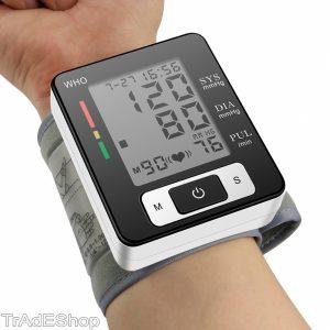Migliori misuratori di pressione da polso