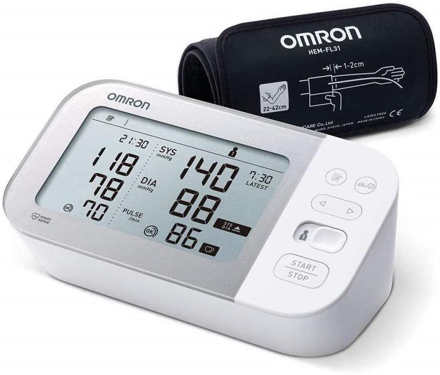 Recensione Omron X7 Smart